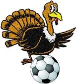 Turkey Soccer Shoot