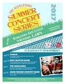 Free Summer Concert Series  at the MAC