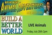 Nature Nick's Animal Adventures