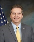 Mayor Gerry Scharfenberger