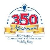 Middletown 350 logo