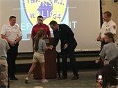 Police Youth Week Graduation