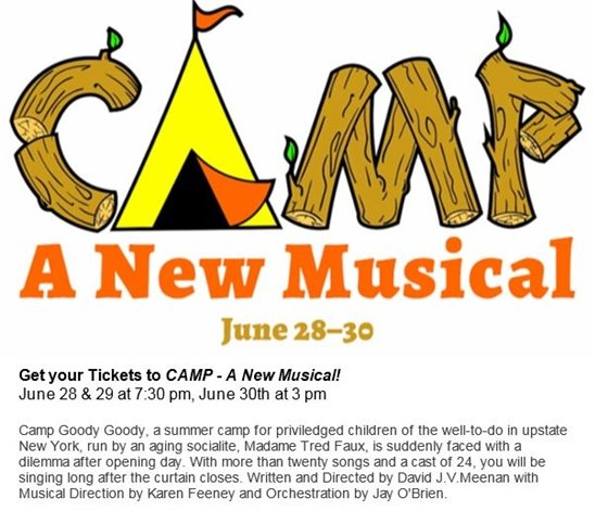 CAMP-Musical at the MAC