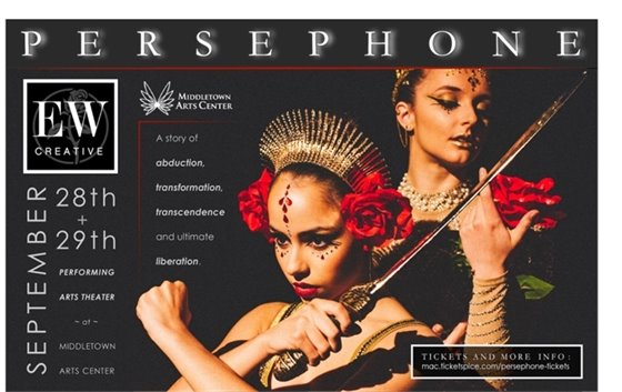 Persephone at MAC
