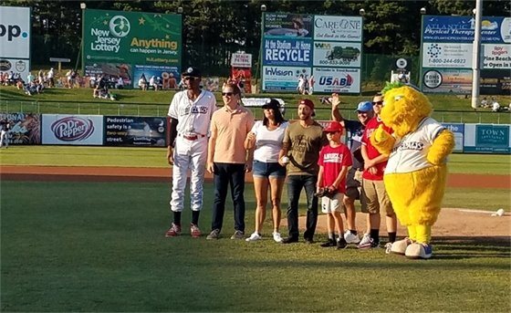 BLUE CLAWS MIDDLETOWN NIGHT!
