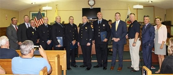 Township Committee Meeting-New Officer Swearing In