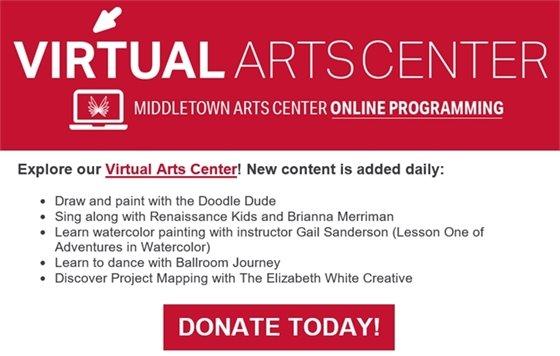 Virtual Arts Center