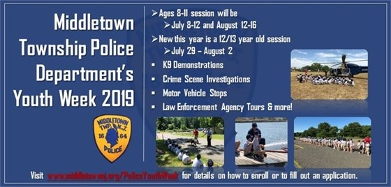 Police Youth Week 2019