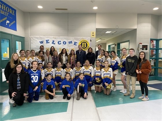 Kindness Challenge at Bayshore Middle School