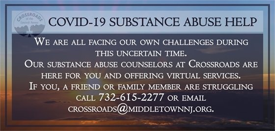 COVID-19 Substance Abuse Help