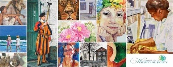 MAC Watercolor Exhibition