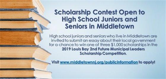Louis Bay Scholarship