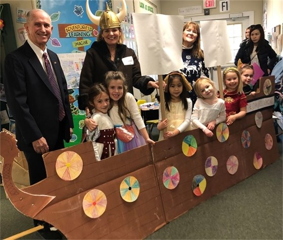 Nordic Littletown Day at Oak Hill Academy