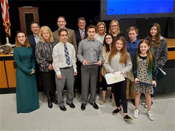 Historical Essay Contest Winners