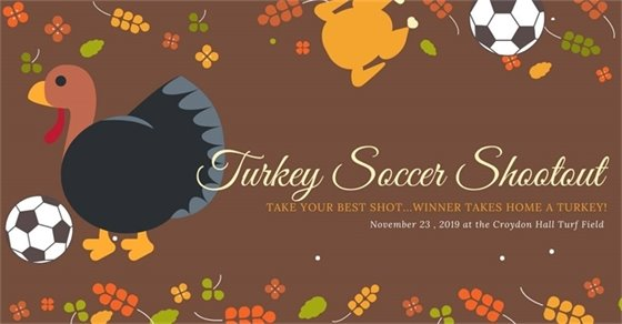 Turkey Soccer Shootout