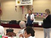 Senior Center Luncheon