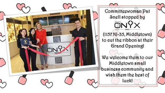 Onyx Nails Grand Opening