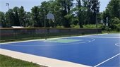Bodman Basketball Courts