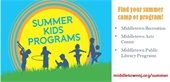 Summer Kids Programs