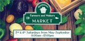 Farmers and Makers Market Tomorrow, July 8th