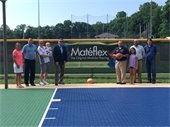Middletown Installs New State-of-the-Art Surface at Bodman Park Basketball Courts
