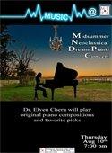 Midsummer Neoclassical Dream Piano Concert