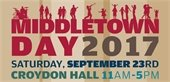 Middletown Day is September 23, 2017
