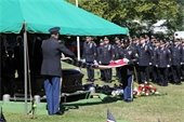 Middletown Pays Tribute to Retired Chief Joseph M. McCarthy