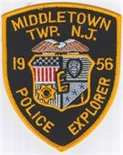Middletown Township Police Department Explorer Post 102