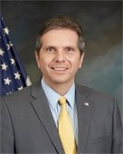Mayor Gerry Scharfenberger