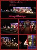 Holiday Holiday House Light Decorating Contest