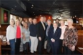 Middletown Helps Its Own Luncheon at Outback Steakhouse
