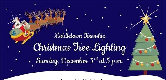 Christmas Tree Lighting on 12/3/17
