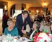 Senior Center Christmas Party