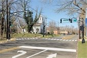 Kings Highway Traffic Light Update