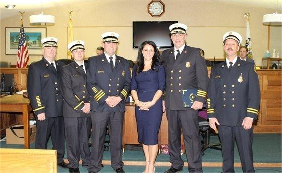 Tony Citarella receives Lifesaving Award
