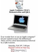 MTPL Apple Computer Demo