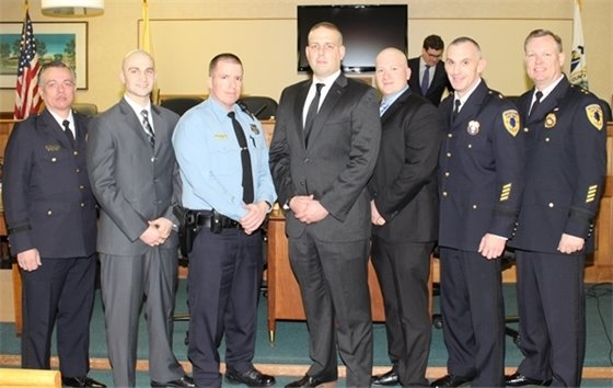 Ceremonial Swearing in of Police Officers