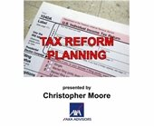 MTPL Tax Reform Planning