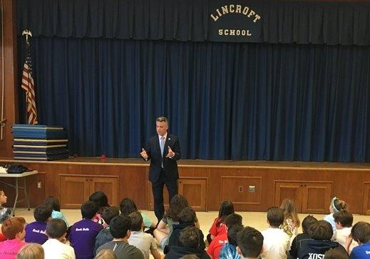 Lincroft Elementary Career Day