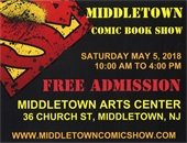 MAC Comic Book Show