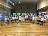 Middletown Preschool Art Show