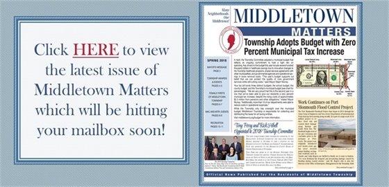 Spring 2018 Middletown Matters!
