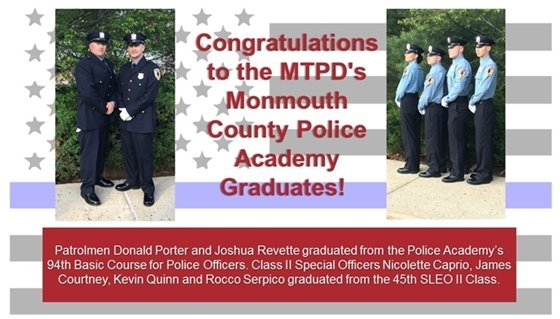Police Academy Graduates