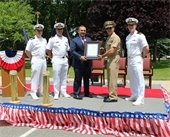 75th Anniversary of Navy Station Earle