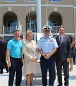 Coast Guard Station Sandy Hook Ribbon Cutting