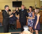 Officer McGrogan Promoted to Sergeant