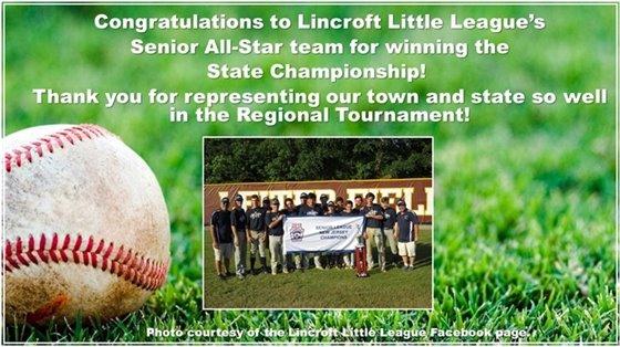 Lincroft Little League