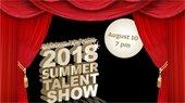 MAC Presents: 2018 Summer Talent Show