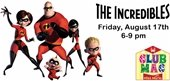 MAC Presents: The Incredibles